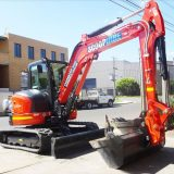 The types of projects a mid-sized 5-tonne excavator can be used for