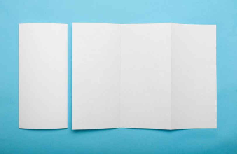 How to Choose the Right Fold for Your Brochure