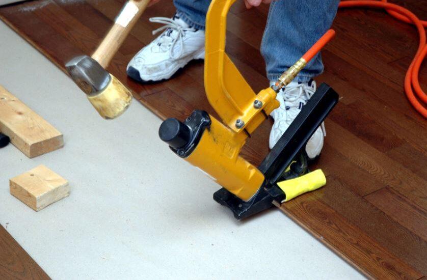 Floor-Installation